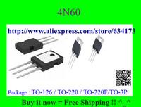 Free Shipping FQPF4N60 4N60 TO-252 10pcs/lot