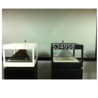 Free Shipping Hologram Display Showcase 360 with Flight Case,Hologram Pyramid, Luxury Showcase, Hologram Advertise Showcase