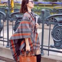Women cashmere silk Long Scarf Lady Shawl Cashmere Scarf  Classic G Style New Fashion scarf