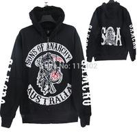 2014 HEY guys hoodies sweatshirt men  sport  brand thick fleece pullover mens hip hop hoodie