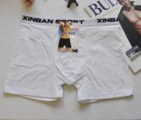 5021 Free Shipping Cheap Wholesale Fashion 2014 Men's Cotton Underwear Boxers