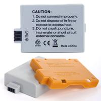 2x LP-E5 LPE5 LP E5 Li-ion Battery For Canon EOS 450D 500D 1000D EOS Kiss X2 X3 Camera