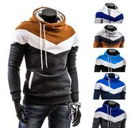6 Colors Man Hoody 2014 Brand Autumn Winter Hoodies Men Sport Suits Hoodie Jacket Coat Men Slim Sweatshirt Sudaderas Z1171