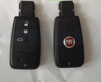 FIAT smart card remote key control with blade