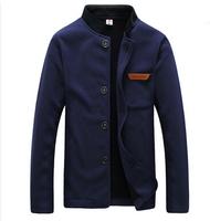 jackets for men autumn jacket Man slim fit designer casual jacket Men's Solid Colors cotton Coat l fashion outdoor coat