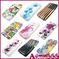 For Lumia 930 Lumia 929 New Oil Polish TPU Series Zebra Leopard UK Flag Butterfly And FLower Phone Case For Nokia Lumia 930 Case