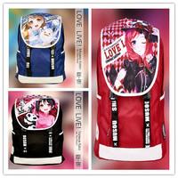 New LOVE LIVE Minami Kotori Yazawa Niko Nishikino Maki Animation Students backpack shoulders laptop bag Free Shipping