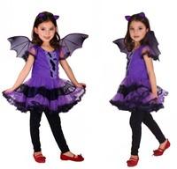 Children's Halloween costume cosplay costumes dance stage performance clothing girls dress princess dress