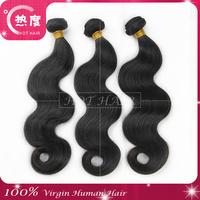 Brazilian Virgin Hair Body Wave virgin brazilian hair bundles Unprocessed Virgin mink Brazilian Hair weave Natural 1B#