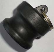 PP Camlock coupling fittings Type DP