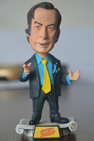 High Quality Free Shipping Breaking Bad Saul Goodman PVC Figure New in Box Collectible Gift 15cm Hot Sale