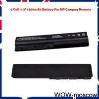 6 Cell 11.1V 4400mAh Battery For HP Compaq Presario CQ45 CQ50 CQ60 DV4 DV5 DV6