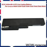 6Cell 4400mAh 11.1V Li-ion Laptop Battery For Lenovo 3000 G450 G430 G530 G455