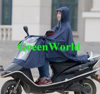 High Quality Adults Bike Bicycle Cycling Cycle Waterproof Rain Coat Raincoat   Scooter Cape Poncho J-0111