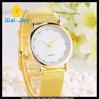 50/lot latest stylish factory direct attractive net belt fancy cheap smart girls watch(WJ-2746)