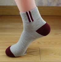 fashion combed cotton track socks,athletic sock men's socks,5pairs/lot