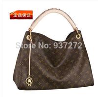 Famouis designer louis-v Handbag Women's Shoulder bags brown letter particular lady's tote bags M40249 louis Free Shipping hot