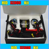 3 set high quality hid xenon set H7 6000K hid car xenon bulbs kit car xenon headlight SQ1017