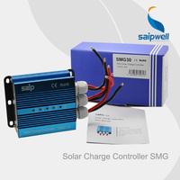 Cheap! Saipwell High-power 12V 60A PWM Solar Charge Controller, CE ,RoHS SMG60