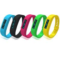 Free shipping!Cheapest Bluetooth4.0 fuelband fitness wristband sleep tracter wristwatches smart sports bracelet bluetooth watch