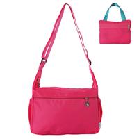 Free shipping BF050 Fashion Folding shoulder bag Wash Bag travel bag storage bag 35*11*22cm