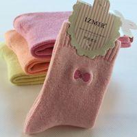 5 pairs of socks and stockings IZMIR winter warm cotton terry socks cotton socks towel socks thickening