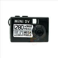 Mini Camera & Mini DV Camera,Mini Video Camcorder 720P HD Portable Mini DV  Webcam DVR