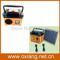 SP7A 10W Poly crystalline Panel's DC solar generator