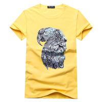 2014 summer hot style men's T-shirt wholesale men's T-shirt Personalized T shirt cotton T-shirt