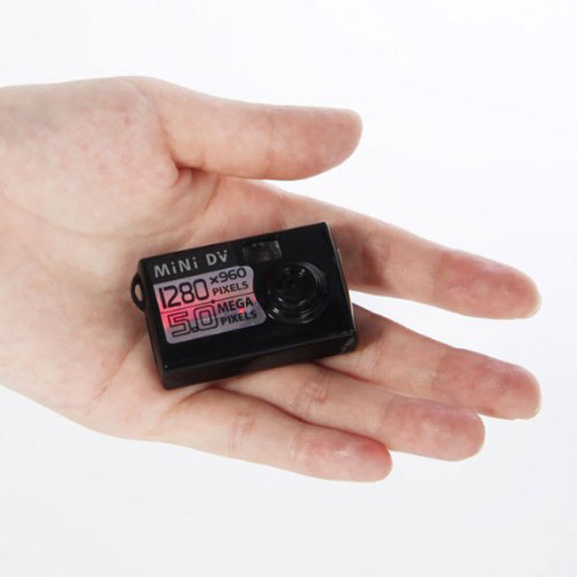 portable Mini DV DVR Hidden Spy Video Camera Voice recorder The World's Smallest(China (Mainland))