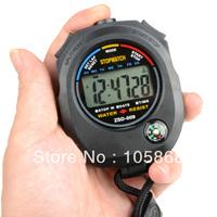 New Waterproof Chronograph Timer STGG Stopwatch Sport Counter Digital Odometer T0178 P