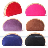4 in 1 Travel Feather Cosmetic Bags Women Makeup Bag Toiletry Pouch Bag