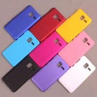 1x For Lenovo A850+ matte hard phone plastic case cover carcasa funda housse coque Tasche schutz hulle Custodia kryty