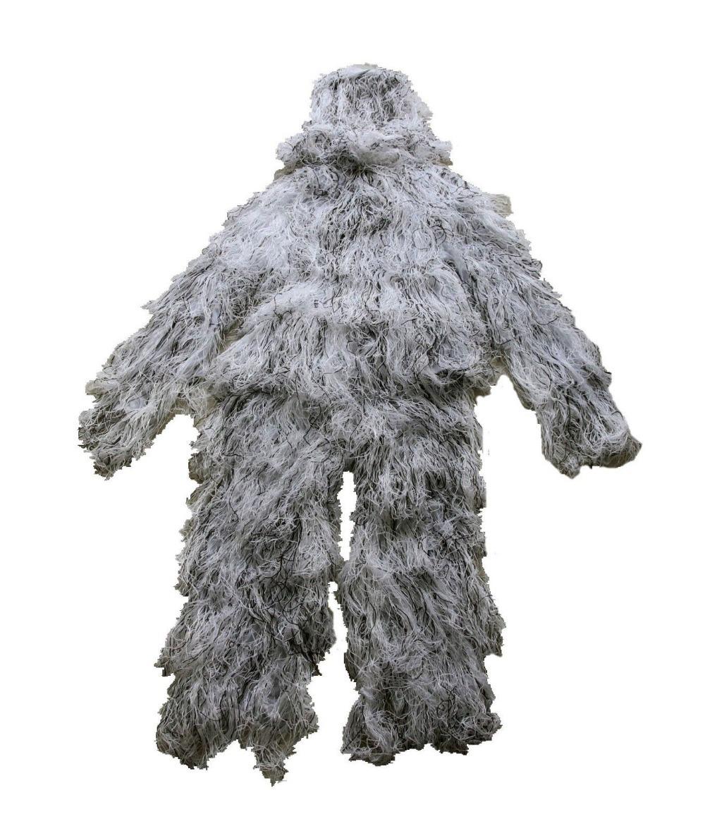 Snow Suits Adults Adult Ghillie Suit Snow