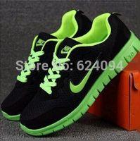 Hot Sale men shoes New Style 2014 Super Light Net Surface Breathable Leisure Women Men Sneakers Plus-Sze Shoes Free Shipping