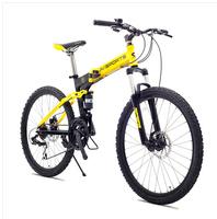 "26"" 21 speed Mountain foled  Bike"