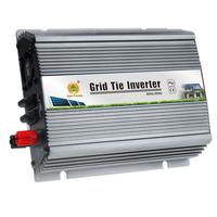 500W DC 10.5-28V To AC 90-140V Plug-Play MPPT Technology Pure Sine Wave Auto-synchronize with Grid power PV Solar Power Inverter