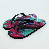 2014 new  free shipping casual women summer beach sandal flip flop adult shoe unisex