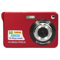 Hottest Sale HD Digital Cameras 16MP 2.7 TFT 4X Zoom Smile Capture Anti-shake Video Camcorders DC-K09