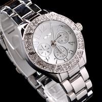 top brand diamond new women's rhinestone quartz watches women dress watch women's wristwatch free shipping
