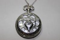 The Mortal Instruments Pocket Watch movie necklace,City of Bones angelic power rune vintage Pendant locket necklace