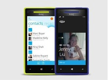 8X Original Unlocked HTC 8X C620e Windows Phone 8 Dual core 8MP Camera 8G16G Internal Cell