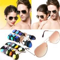 2014 New Fashion Coating Sunglass Frog Mirror Sunglasse Men/Women Retro Vintage Polarized Channeles Sunglass