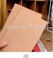 22K Sketchbook, Graffiti, Notebook, Kraft brown paper cover, 40 sheets