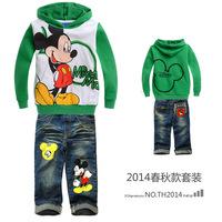 2015 Kids boys and girlshoodies/hood/clothes set ,boy   coat /Sweatshirts, kids outerwear/clothing