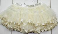 5Pcs/lot~Korean Sweet all-match girls  yarn tutu skirt