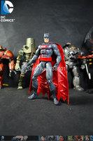 5pcs/pack Wholesale Forever Evil Action Figure Toys JLA: Earth 2 Batman 16cm PVC Cartoon Action Figure Model Toy For Kids/Gift