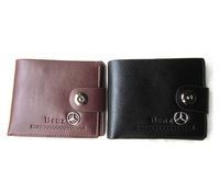 PROMOTION! leather wallets men, wallets for  man, genuine leather, FREE SHIPPING