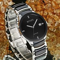 Wristwatch 2014 Brand new MOTAFE M042 waterproof calendar quartz watches men luxury brand relogio masculino women dress watch