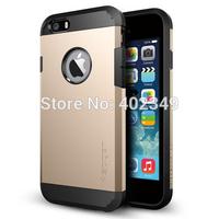 10PCS/Lot, Slim Armor Case For iPhone 6 4.7' SGP SPIGEN Tough Armor Super Protect Shield Shell Hard Back Cover Case.